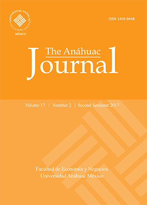 The Anáhuac Journal Vol 17 No 2 Second Semester 2017